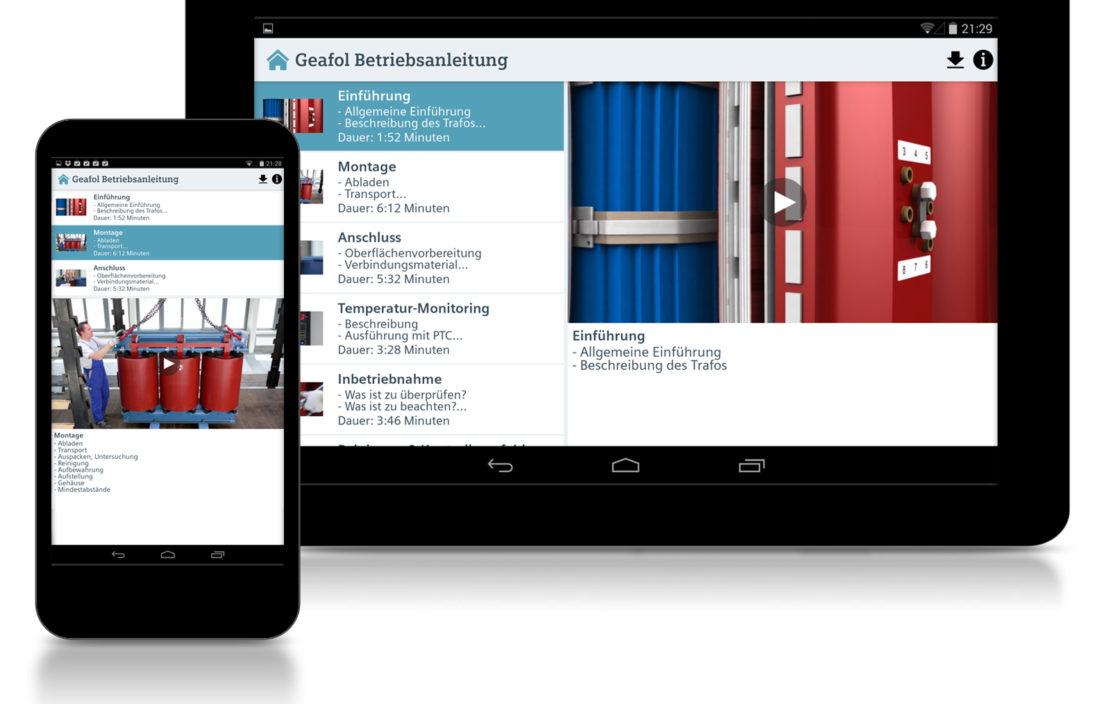 Interaktive Medien und Apps