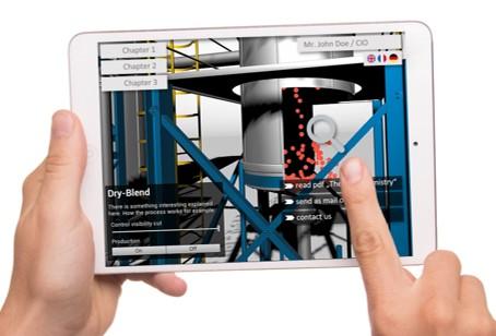 3D in der App