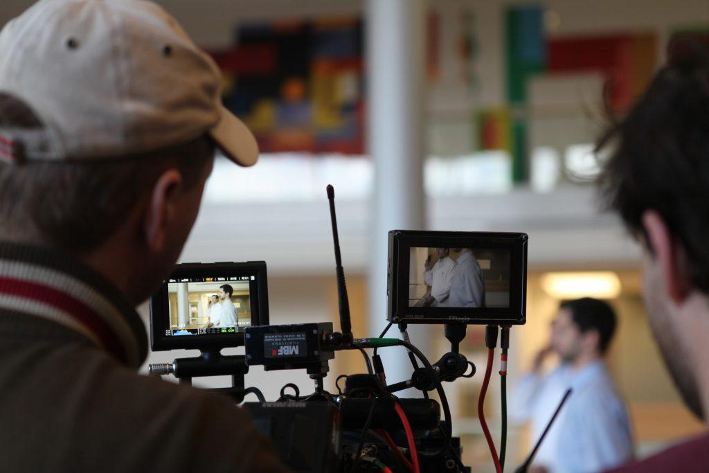 euromicron Werbefilm Intervideo Imagefilm