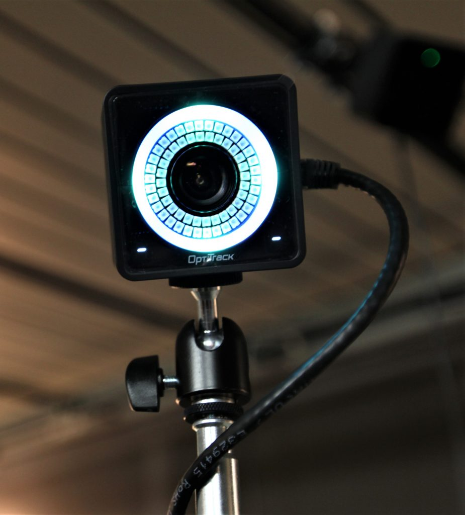Intervideo Motion Capture