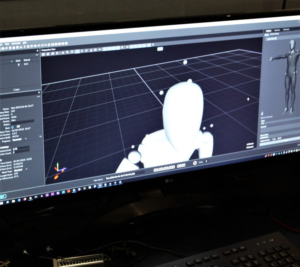 Motion Tracking bei Intervideo