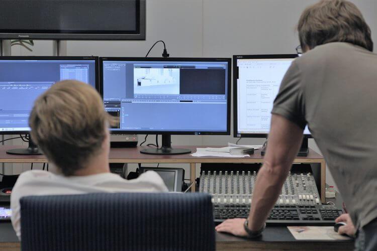 Bildschnitt Tontechnik Postproduktion