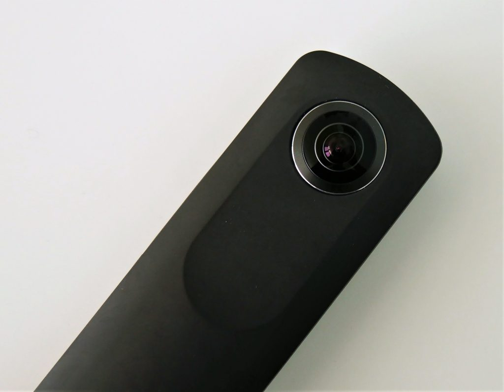 Ricoh Theta bei Intervideo