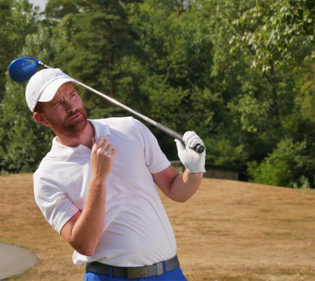 Nicolas Zimmermann Golflehrer
