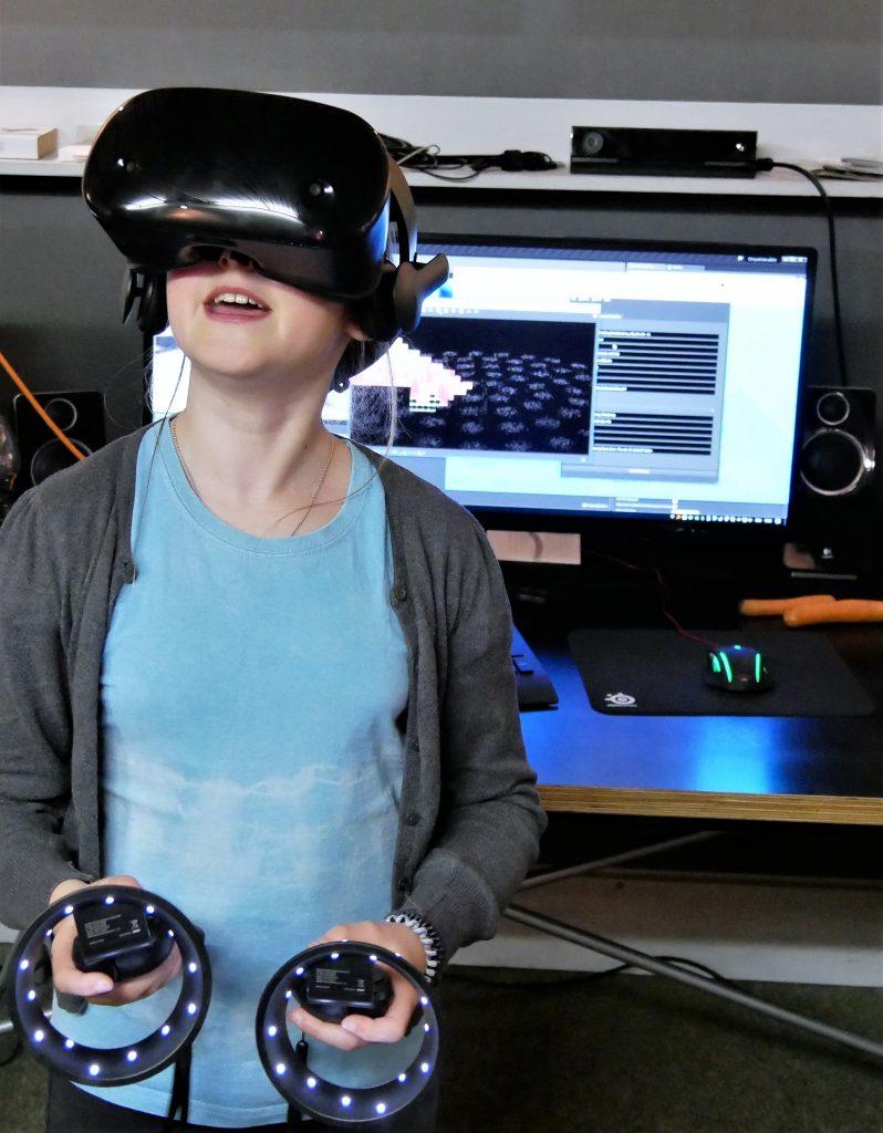 Samsung Odyssey Virtual Reality