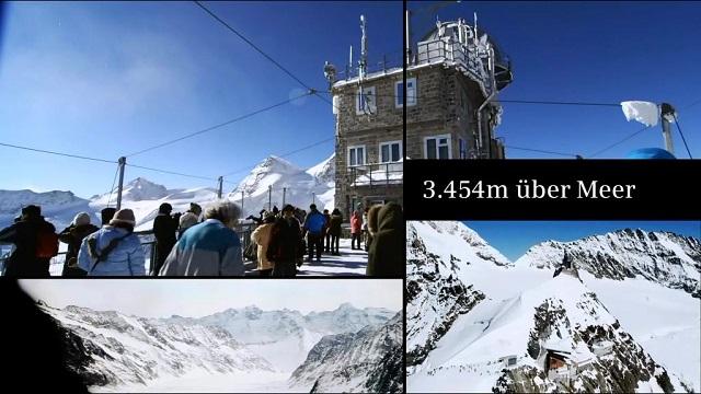 Produktfilm Siemens GIS Jungfraujoch