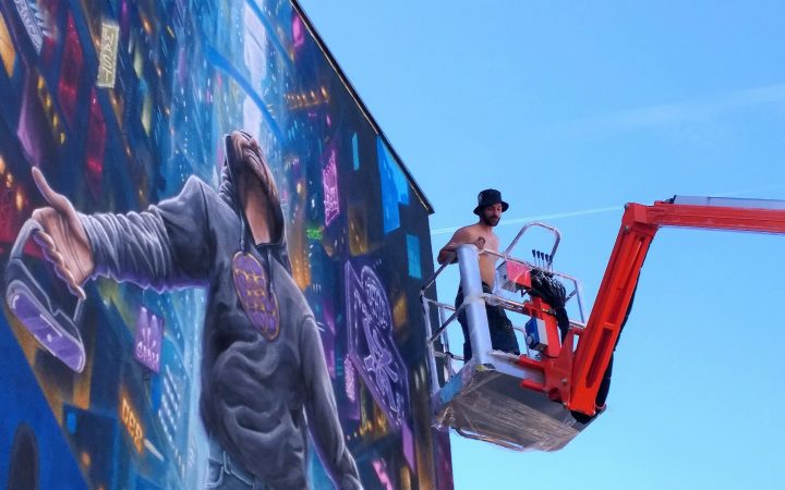 Intervideo auf der Meeting of Styles