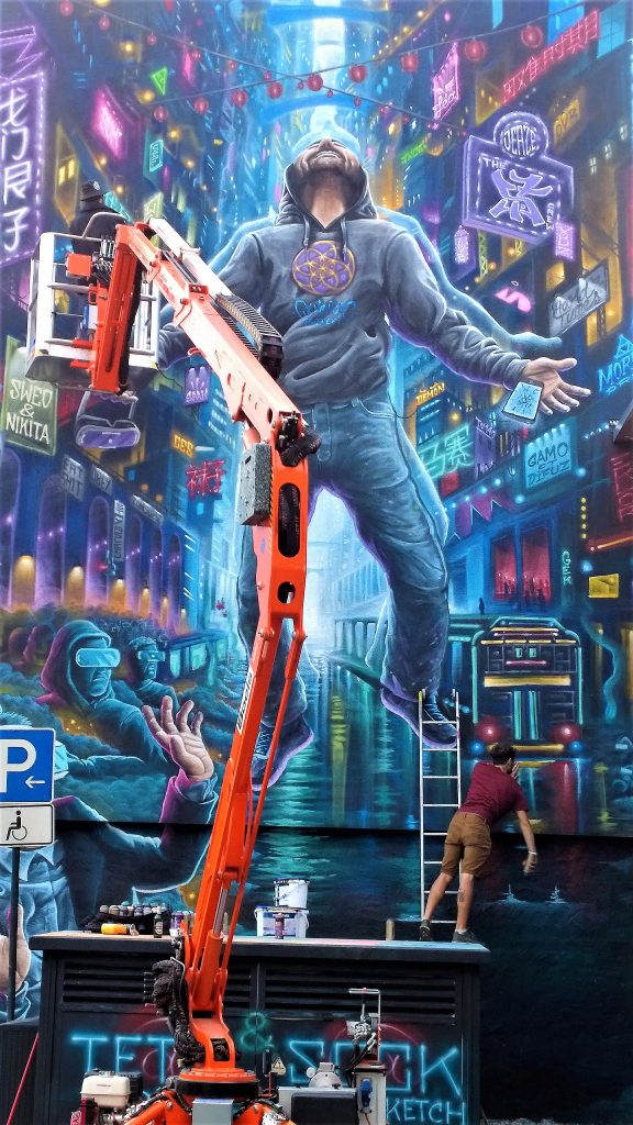 Intervideo: VR auf der Meeting of Styles