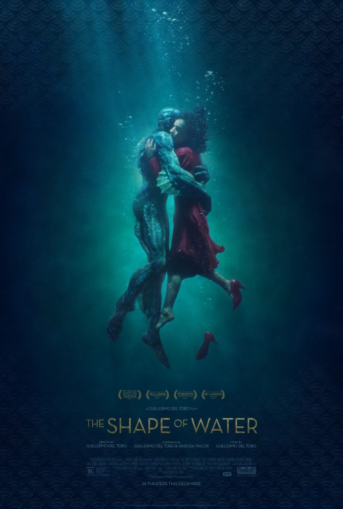 Shape of Water Filmkritik